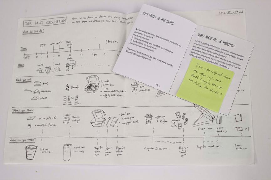 Így is lehet: napló, jegyzetelve, rajzolva - forrás: Címhez rendelve a forrás: https://chiafangluecmuthesis.files.wordpress.com/2013/11/img_1590.jpg