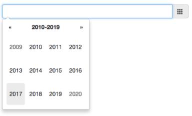 Több lépéses - uxsolutions.github.io/bootstrap-datepicker/