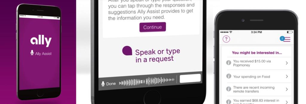 Ally, a chatbot: írásban és beszédhanggal is kommunikálhatunk vele